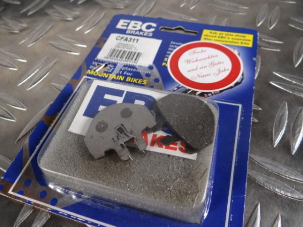 EBC Bremsbeläge Grimeca Hydraulic System 7 NOS