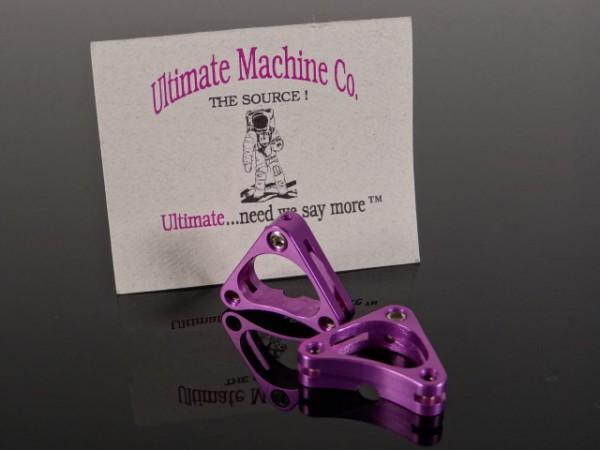"""Ultimate Machine Cablehanger Querzugträger """"Purple"""" NOS"""