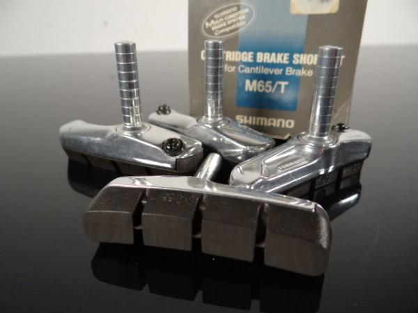 Shimano M65/T Cartridge Bremsschuh-Set NOS