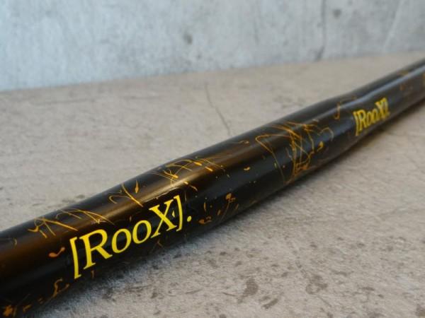 "Roox Flatbar ""Schwarz/Gold"""