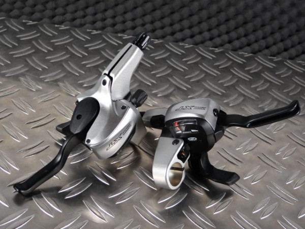 Shimano XT Schaltbremskombi Dual-Control ST-M760 NOS