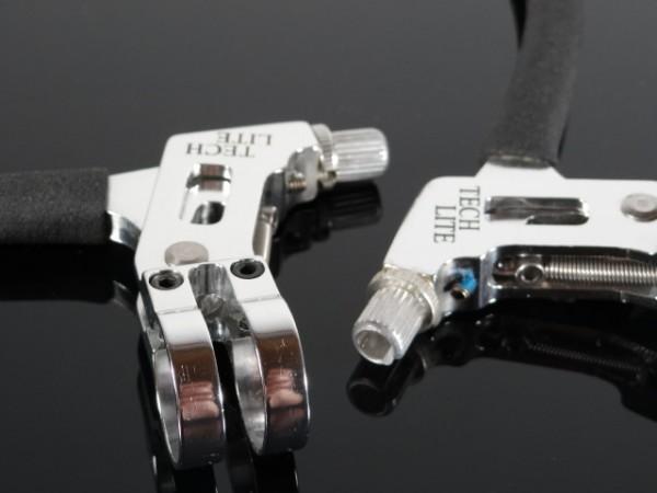 "Technogen Tech-Lite Cantilever Bremshebel ""Silber"""