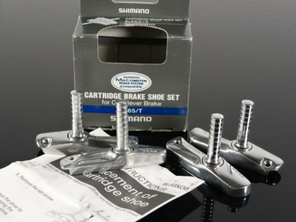 Shimano M65/T Cardridge Bremsschuh-Set NOS