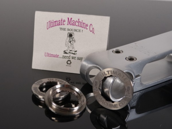 "Ultimate Machine Lockring Kassettenabschlussring ""Titan"""
