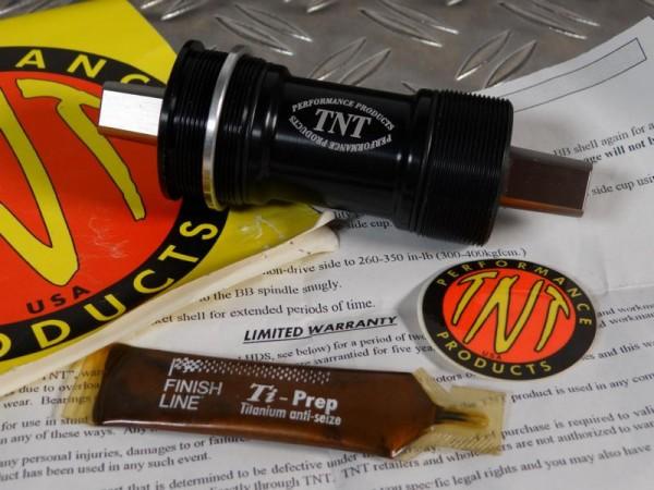 """Titanium Innenlager TNT Performance Products """"Schwarz"""""""