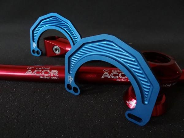"""Pure Power Brakebooster-Set """"Blau"""""""
