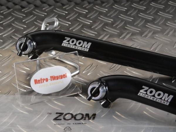 "Zoom Lightweight Sattelstütze ""Schwarz"" 31,8mm NOS"