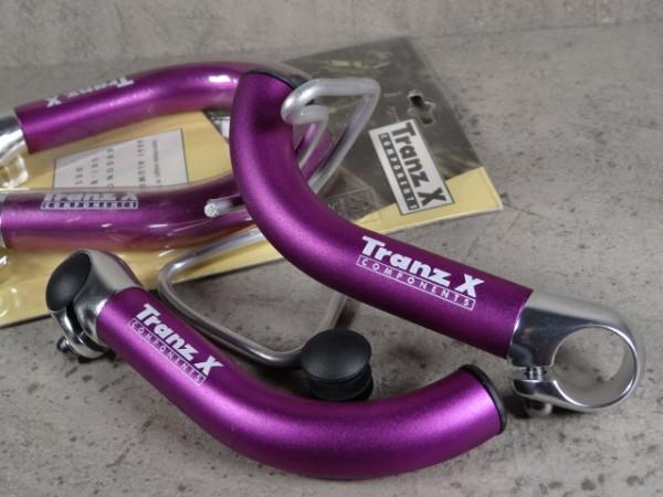 """Tranz X Barends Lenkerhörnchen """"Purple"""" NOS"""