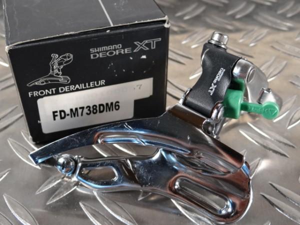 Shimano XT Umwerfer FD-M738