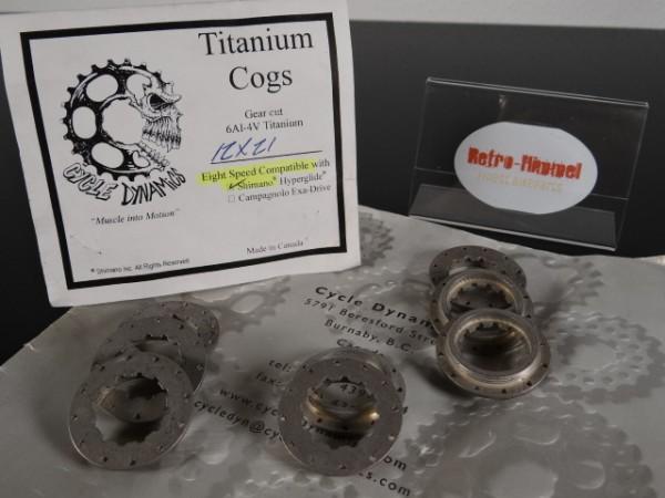 Cycle Dynamics Titan Lockring NOS