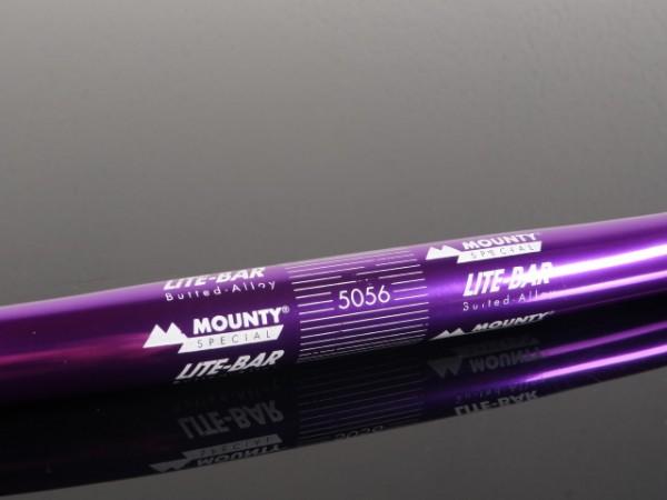 "Mounty Special Lite-Bar ""Purple"" NOS"
