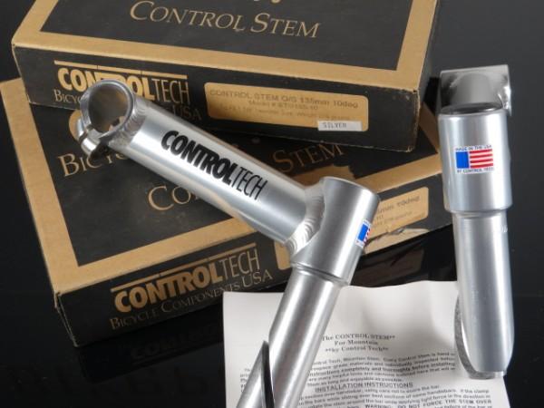 "Controltech Control Stem ""Silber"""