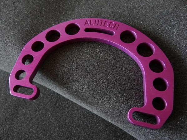 "Alutech Brakebooster HS22 ""Purple"""