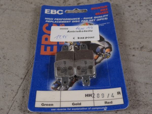 EBC Bremsbeläge Hope M4 NOS