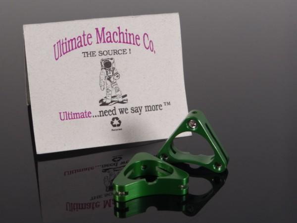 """Ultimate Machine Cablehanger Querzugträger """"Grün"""" NOS"""