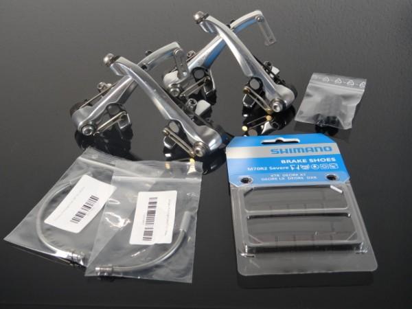 Shimano XT V-Brake Set BR-M739 Komplett