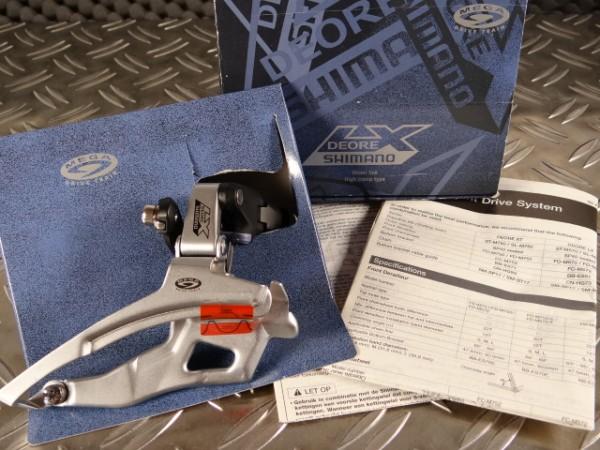 "Umwerfer Shimano LX FD-M571S ""Silber/Schwarz"""