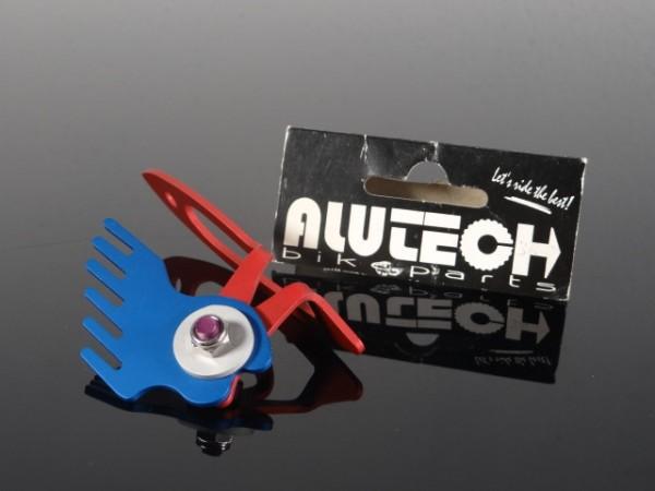 "Alutech Crud Claw CNC ""Rot"" NOS"