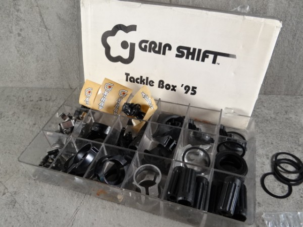 Grip Shift Tackle Box 1995