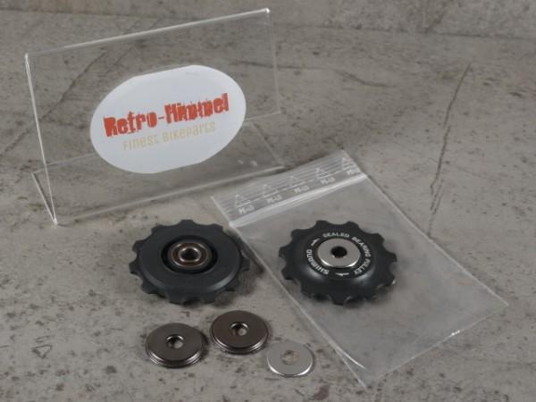 Shimano XTR RD-M951 8-fach Schaltröllchen Pulleys 11T NOS