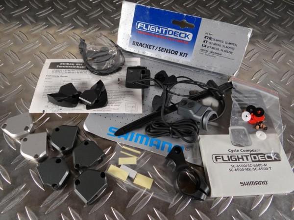 Flight Deck Sensor Kit SM-6500-M Shimano XTR XT LX NOS