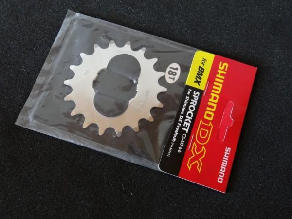 """Shimano DX BMX Ritzel """"Sprocket"""" CS-MX66"""