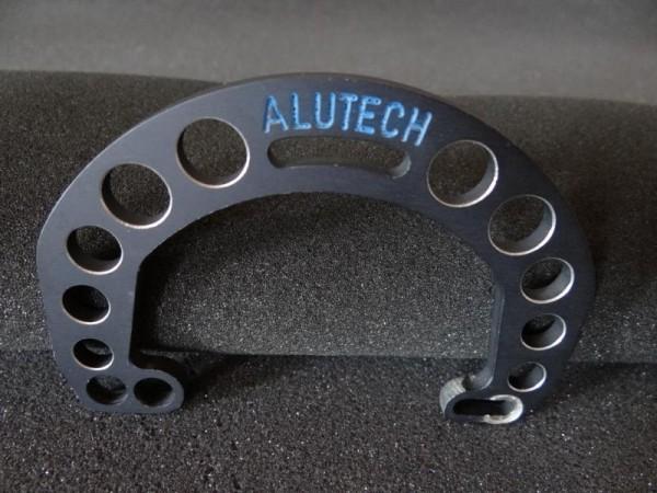 """Alutech Brakebooster HS22 """"Schwarz/Blau"""""""
