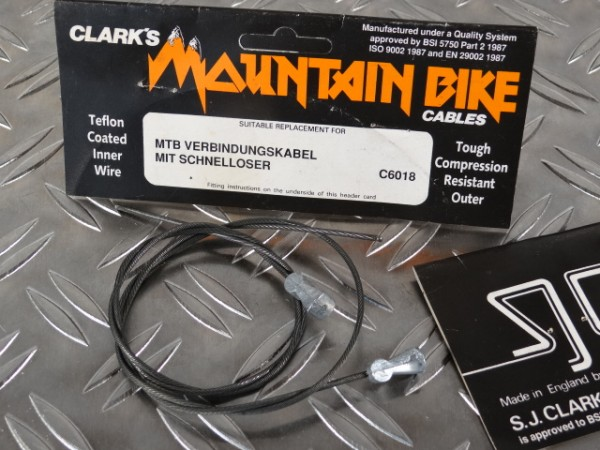 Clark's Verbindungskabel für Cantilever Teflon NOS