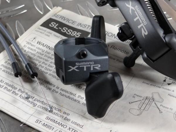 Remote Shifter Shimano XTR SL-SS95