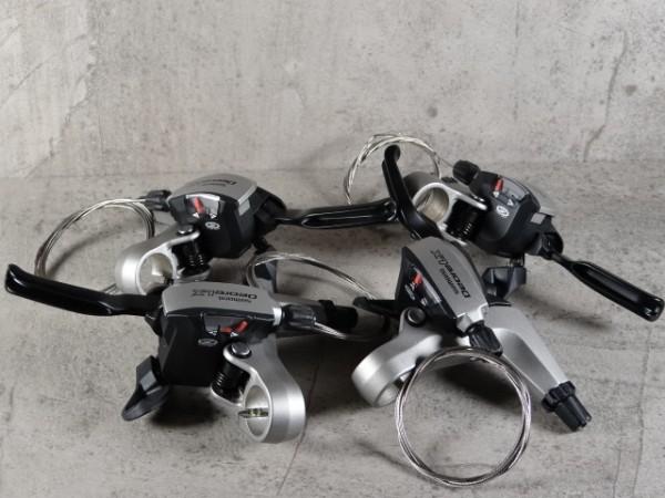 Shimano LX ST-M580 Dual-Control 3/9-fach NOS